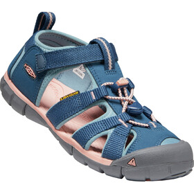 Keen Seacamp II CNX Sandals Youth tea rose/peach pearl